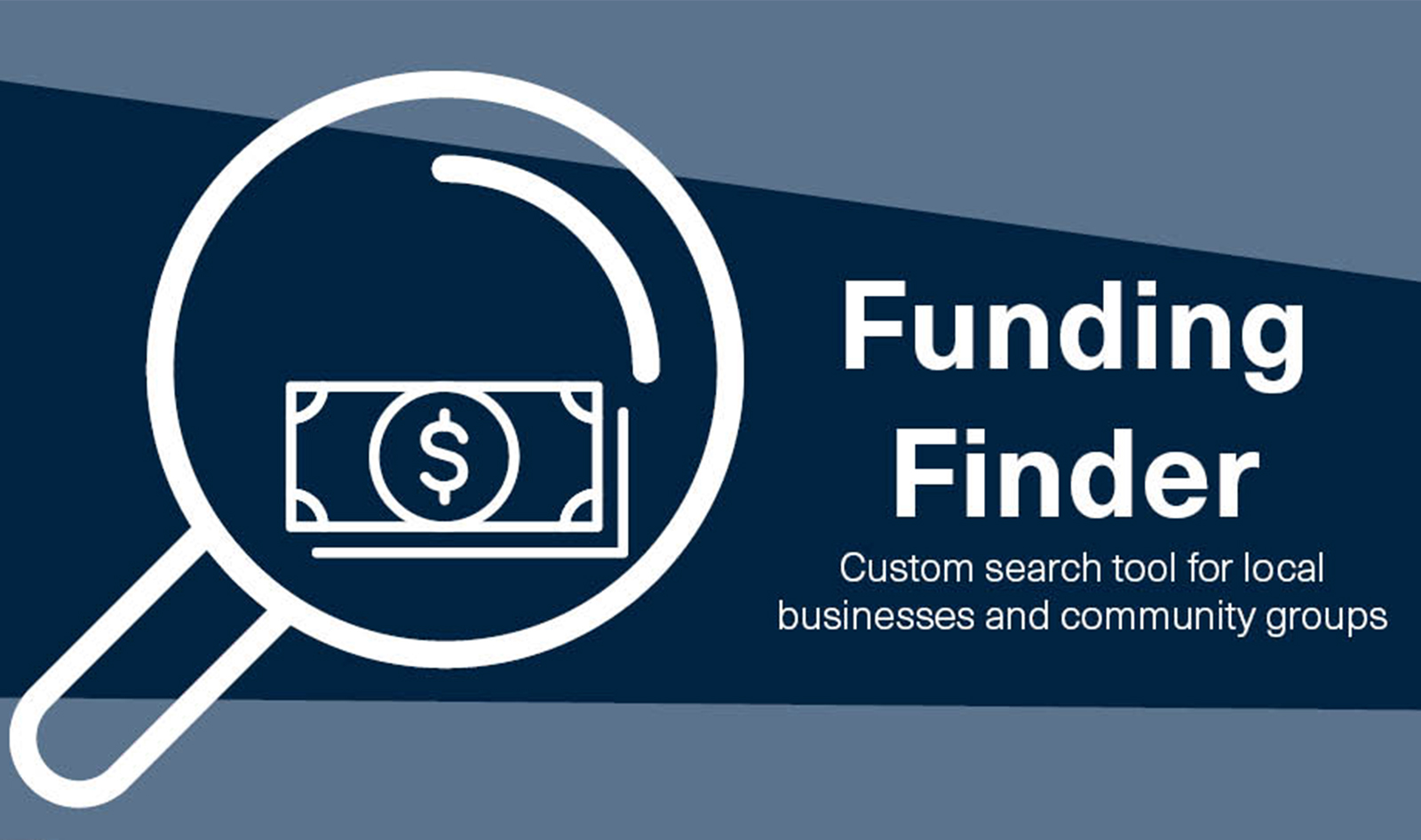 Funding Finder graphic